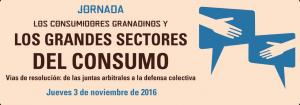 """Jornada: """"Los Grandes Sectores de Consumo"""" en la Facultad de Derecho"""