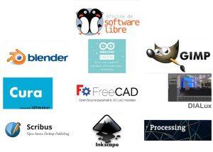 Talleres de Software Libre Multimedia en la Facultad de Bellas Artes